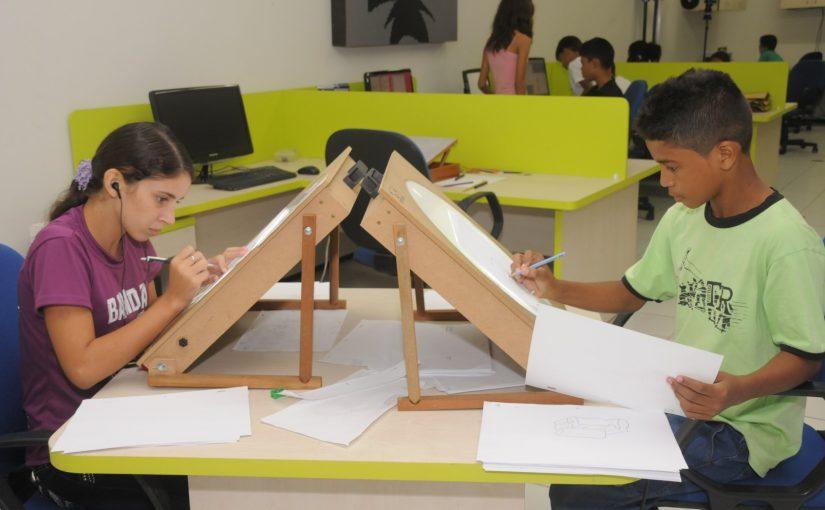 Animação nas escolas: filme de abertura do 28º Cine Ceará será feito por alunos do ensino público
